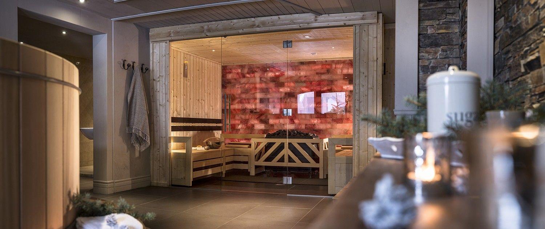 Spa et espace détente aux Menuires - Le Hameau de la Sapinière